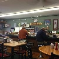 Photo taken at Sandi's Diner by Sally J. on 9/26/2013