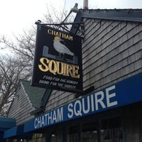 Photo taken at Chatham Squire Restaurant by Sally J. on 4/25/2013