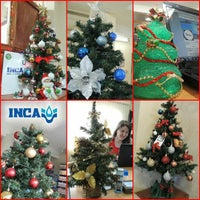Photo taken at Inca Ind Com S.A by Yuye C. on 12/19/2014