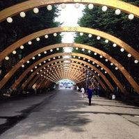 Снимок сделан в Конгрессно-выставочный комплекс «Сокольники» пользователем Anastasia X. 9/11/2013