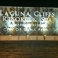 Photo taken at Laguna Cliffs Marriott Resort & Spa by R H. on 10/10/2012