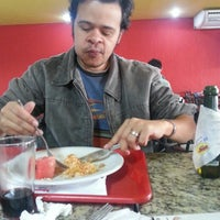 Photo taken at Mega Pizza by Giovanni C. on 6/13/2013