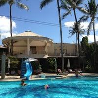 Photo taken at Coconut Village Resort Phuket by Юлия Ч. on 2/12/2013