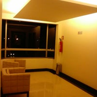Photo taken at Executivo Hotel by Danilo Q. on 7/11/2014