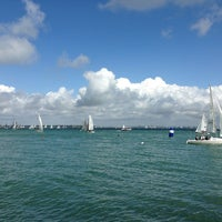 Photo taken at Royal Yacht Squadron by Tommaso R. on 8/3/2013
