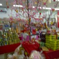 Photo taken at Padimas Dept. Store by Ayu A. on 2/5/2013