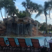 Photo taken at Bonaventure Resort & Spa by Marvin R. on 4/18/2013