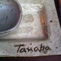 Photo taken at Tanaka by Lorena Z. on 2/18/2013