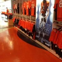 Photo taken at Denver Broncos Team Store by Faris A. on 6/3/2013