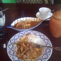 Photo taken at Noodle Boat Thai Restaurant by Steve G. on 7/2/2013
