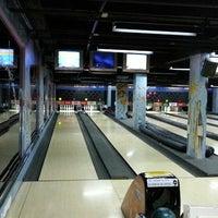 Photo taken at Amazon Bowling by Thiago A. on 4/29/2013