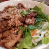 Photo taken at Saigon Bay Vietnamese Restaurant by Lily E. on 4/28/2013