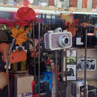 Photo taken at Lomography Embassy Store Chicago by Felipe A. on 10/8/2013