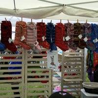 Photo taken at James Bay Market by Tamara S. on 6/7/2014
