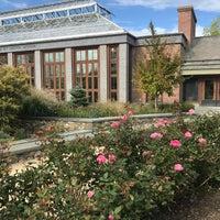 Photo taken at Tower Hill Botanic Garden by Jen O. on 10/14/2017