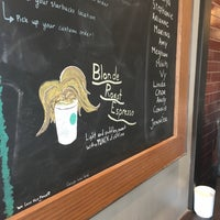 Photo taken at Starbucks by Stewart M. on 8/1/2017