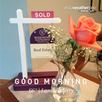 Photo taken at Berkshire Hathaway HomeServices Verani Realty by Monika M. on 5/16/2014