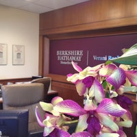 Photo taken at Berkshire Hathaway HomeServices Verani Realty by Monika M. on 6/13/2014