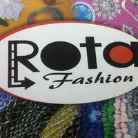Photo taken at Rota Fashion by Vanessa B. on 2/23/2013