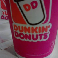 Photo taken at Dunkin' Donuts by Igsoong Renée on 5/19/2013
