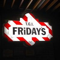 Photo taken at TGI Friday's by Julián A. on 10/31/2012