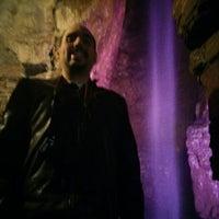 Photo taken at Secret Caverns by Julián A. on 4/21/2014