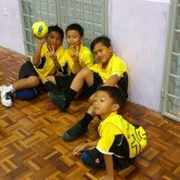Photo taken at SMK Telok Panglima Garang by Sofun Azli A. on 9/28/2012