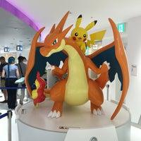 Photo taken at Pokémon Center Mega Tokyo by Bobby C. on 5/23/2016