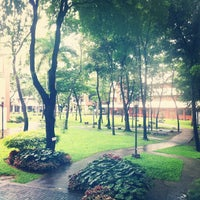 Photo taken at Ateneo de Manila University by Kate Y. on 9/29/2012