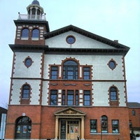 Photo taken at Sterling Opera House by FallenStar65 on 4/4/2014