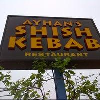 Photo taken at Ayhan's Shish-Kebab by Michael S. on 5/22/2013