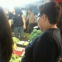 Photo taken at Pasar Ikan Kramat Jati by Gigih E. on 11/10/2012