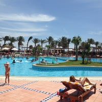 Foto tirada no(a) Grand Plaza Sharm por Аня Ч. em 4/10/2013