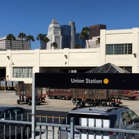 Photo taken at Metro Gold Line - Union Station by LeYo C. on 5/11/2014