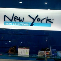 Photo taken at New York Skin Solution by Fiza A. on 10/6/2012