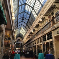 Photo taken at 5th Street Arcades by Destination Cleveland on 9/12/2013