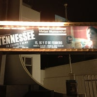 Photo taken at Teatro Vivian Blumenthal by Antonio M. on 2/17/2013
