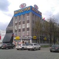 Снимок сделан в Экспострой пользователем Alexei B. 5/3/2013
