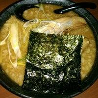 Photo taken at らーめん和 by Dyun N. on 12/16/2014