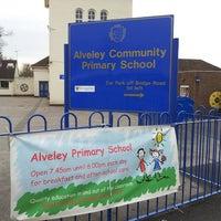 Photo taken at Alveley Primary School by David K. on 3/21/2013