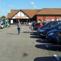 Photo taken at Sainsbury's by David K. on 9/22/2012