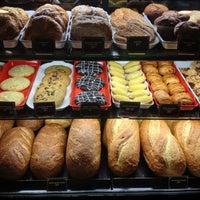 Photo taken at la Madeleine French Bakery & Café Houston Galleria by eRiC r. on 4/17/2013