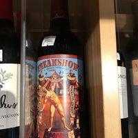 Photo taken at Asheville Wine Market by Donna M. on 9/29/2017
