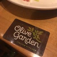 Photo taken at Olive Garden by Donna M. on 8/2/2017