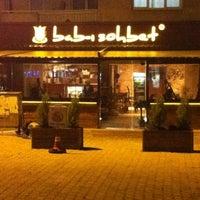 Photo taken at Bab-ı Sohbet Cafe by Cihan K. on 1/1/2013