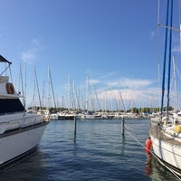 Photo taken at Yacht Club by Mike on 8/9/2014