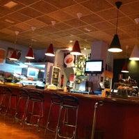 Photo taken at Cafetería El 42 by Antonio C. on 1/11/2013