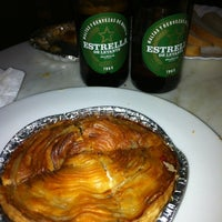 Photo taken at cafe bar la ronda by Antonio C. on 12/1/2012