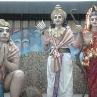 Photo taken at Shiva Mandhir Temple by Sheetal G. on 10/24/2012