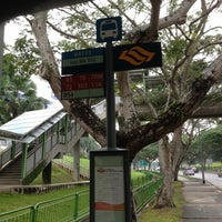 Photo taken at Bus Stop 64111 (Opp Blk 953) by Jake D. on 10/13/2012